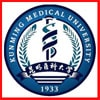kunming medical university logo by omkar medicom