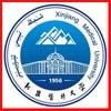 xinjiang university logo by omkar medicom